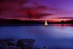 Come Sail Away by John Poon       Okanagan lake, Penticton, BC, Canada