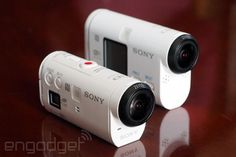 technology art - Sony's Action Cam Mini packs just as much power in twothirds the size Spy Camera, Camera Gear, Ghost Hunting Equipment, Sony, Techno Gadgets, Iphone Gadgets, Electronics Gadgets, Virtual Reality Games, Shopping