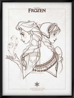 Disney Signature Collection - FROZEN by davidkawena