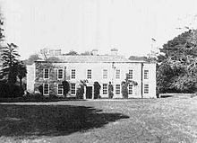 Menabilly, du Maurier's home and model for Manderley in Rebecca.