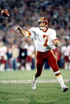 NFL Films Highlights of the 1983 Washington Redskins Season Redskins Players, Redskins Fans, Redskins Football, Nfl Football Players, Football Images, Football Pictures, Sports Images, National Football League, Washington Redskins