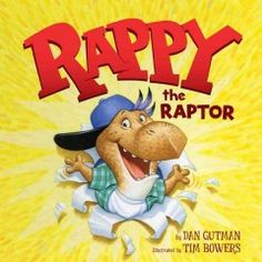 JJ HUMOR GUT. Rappy the Raptor tells the story of how he bacame a rapping Velociraptor, all in rhyme.