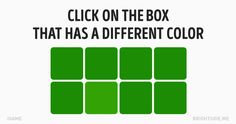 What animal's eyesight doyou have? Take this cool test tofind out
