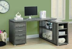 Monarch Reclaimed-Look Left/Right Facing Corner Desk, Dark Taupe Monarch http://smile.amazon.com/dp/B00FHXI49E/ref=cm_sw_r_pi_dp_iCrQwb06K1ZX0