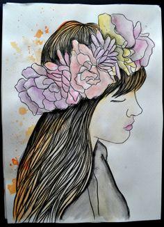 En el alma y en la piel by Belén Bulgheroni, via Behance