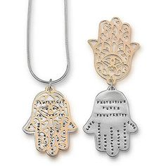 Hamsa Necklace | The Giving Tree Gallery
