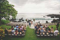 Maui destination wedding ceremony | Maui Maka Photography