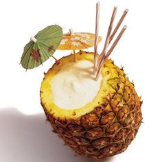 Rum Pineapple Shake - Click pic for recipe!