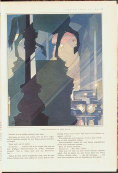 FB / Bernd Reuters, 1931 illustration pour Sport im Bild n°17, 1931