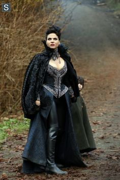 Once Upon A Time - Episode 3.13 - Witch Hunt - Full Set of Promotional and BTS Photos (17)