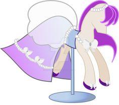 Rarity design's My Little Pony Dress, Mlp Rarity, Desenhos Love, Mlp Memes, My Little Pony Characters, Miraculous, Diy Crafts Hacks, Mlp Pony, Gala Dresses
