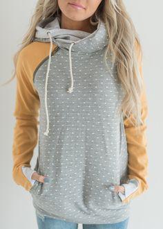 DoubleHood™ Sweatshirt - Summer Nights
