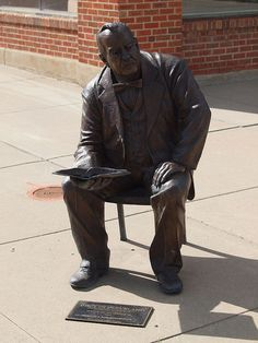 Grover Cleveland Statue, Presidents Tour, Rapid City, South Dakota - 22nd and 24th President of the United States of America