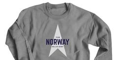 Support Team Norway Roller Derby - Grab your limited edition Support Team Norway Roller Derby merchandise before the campaign closes. Featuring Charcoal Crewneck Sweatshirts, professionally printed in the USA.
