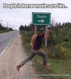 Death Run   Instant Meme Maker