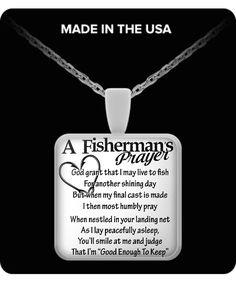 A Fisherman's Prayer afishermansprayer