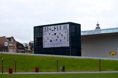 Museumplein, Amsterdam, The Netherlands, December 2013 - January 2014, Stedelijk Museum Malevich