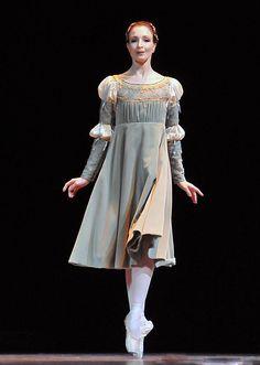 Juliet (Lauren Cuthbertson) Romeo and Juliet, Royal Ballet, Covent Garden