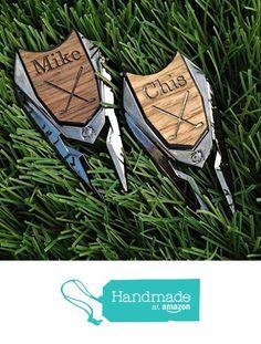 Personalized Golf Ball Marker & Divot Tool - Groom Gift, Groomsmen Gift, Best Man Gift, Gift for Men, Dad Gift, Golf Gift, Golf from Wood U Like http://www.amazon.com/dp/B015OT2YZ0/ref=hnd_sw_r_pi_dp_Jo.Twb0CBTTYZ #handmadeatamazon