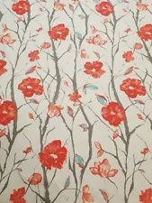 Scion Celandine Curtain Craft Fabric 3.5 Metres 100% Cotton Scion Fabric, Fabric Samples, Fabric Crafts, Home Furnishings, Fabric Design, Curtains, Cotton, Handmade, Fabric Swatches