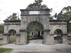 During the Ghost Walk in the #Fall, Cedar Grove cemetery, is one of the #main #attractions!
