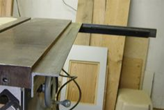 Table Saw Fence Project