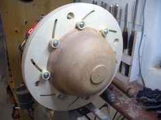 How To Make A Longworth Chuck