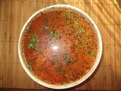 Reteta culinara Supa de mere si ceapa din categoria Supe de legume. Cum sa faci Supa de mere si ceapa