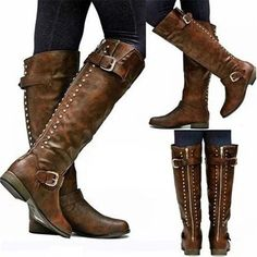 21ad534adec34 Women Casual Comfort Plus Size Booties – judedress Western Riding Boots