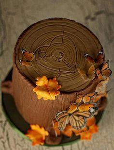 Cool wedding cake!!!