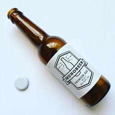La Cerveza del Viernes: Munobeer Premium Ale. Cerveza artesanal de alta fermentación que deja un retrogusto cervecero muy agradable como a nuez.