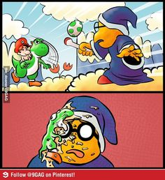 Stop abuse against Yoshi