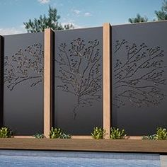 All Screens Decorative Screens Privacy Screens Gates & Fences Facades Balustrades & Pool Fencing Arbours See our full range of screen designs Click Here for Screen Prices & Sizes At Lump we know that two projects are never the same, Hence We Custom Design and Re-Size