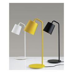 The Hide design table lamp is a spotlight that generates a direct, defined light spread. Its simple design makes it great for the office, bedroom or livingroom. Shop now on http://www.dezignlover.com/en/design-table-lamp/887-hide-design-table-lamp.html   #DezignLover, create your modern space! #interiordesign #homedesign #lighting #home #designerlamp #designlighting #HideLamp #tablelamp