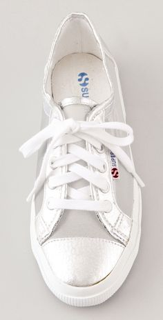 the man repeller is a fan of these metallic & mesh shoes. Superga Sneakers, Shoes Sneakers, Crazy Shoes, Me Too Shoes, Man Repeller, Summer Clothing, Metallic Leather, Everyday Fashion, Sparkles