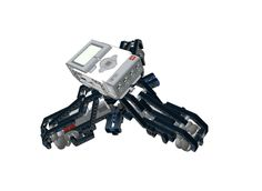 #LEGO #EV3 Agilis Holonomic Robot.  Instructions.