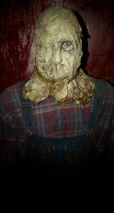 Cain Killer Prop for haunted houses