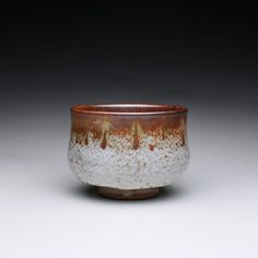 handmade pottery bowl tea bowl  chawan with by rmoralespottery, $35.00