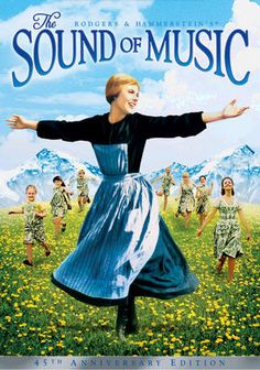 The Sound of Music (1965) Rodgers and Hammerstein's greatest collaboration. A classic for sure!