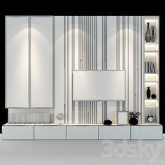 3d models: TV Wall - TV shelf 089 Living Room Decor Cozy, Living Room Tv, Tv Shelf, Shelves, Backdrop Tv, Lcd Units, Tv Unit Furniture, Wall Tv, Tv In Bedroom