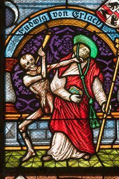Danse macabre , cathédrale de Berne