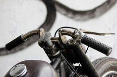 Bobber Inspiration | Handlebar | Bobbers and Custom Motorcycles