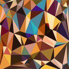 Bolsa Triângulos coloridos do Studio Matheusfurtadodesenhista por R$70,00