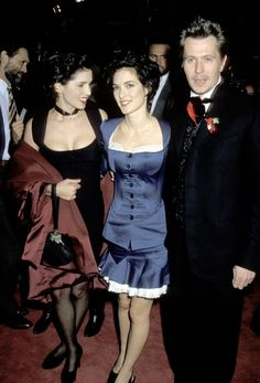 Winona Ryder in Alaia c. 1992