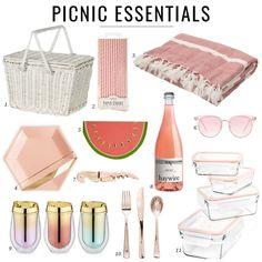 Packing the Perfect Picnic - Jillian Harris Romantic Picnic Food, Picnic Date Food, Picnic Dinner, Picnic Set, Picnic Time, Picnic Ideas, Picnic Parties, Picnic Recipes, Romantic Dinners