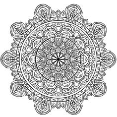 Circles mandala 4 by WelshPixie on DeviantArt