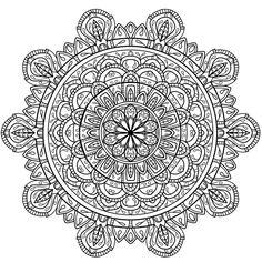Circles mandala 4 by WelshPixie on DeviantArt