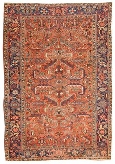 antique-persian-heriz
