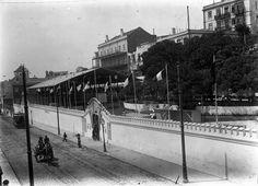 Animatógrafo Paraíso de Lisboa, antigo recinto de diversões na rua da Palma, fotógrafo n/i, in a.f. C.M.L.