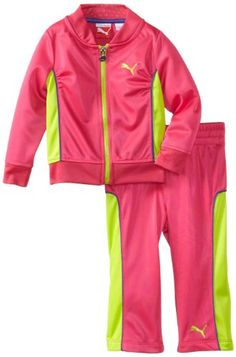 PUMA - Kids Baby-Girls Infant Tricot With Princess Seams - Listing price: $48.00 Now: $14.57